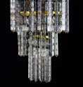 A small icicle drop chandelier - picture 2