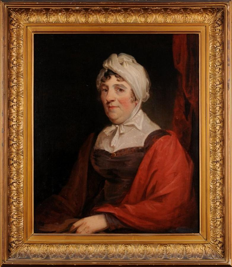 A 19th Century Oil Painting, attributed to Sir William Beechey