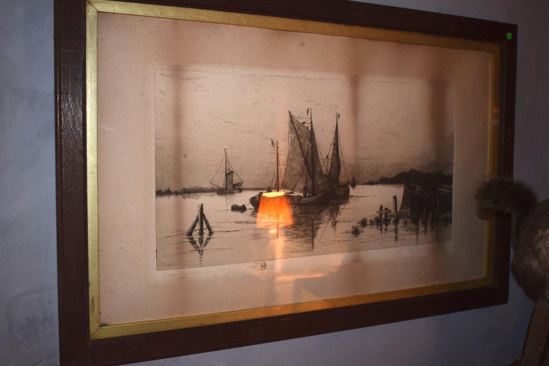 Leigh Hunt 1890 Mezzotint