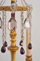 A 'Retour Egypte' Six Branch Ormolu Chandelier - picture 10
