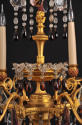 A 'Retour Egypte' Six Branch Ormolu Chandelier - picture 5