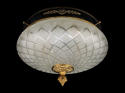 An Empire revival style ceiling light - picture 1