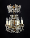 A small 17th century style chandelier - picture 1