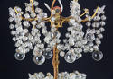 A small 17th century style chandelier - picture 2