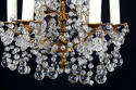 A small 17th century style chandelier - picture 4