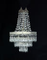 A small and unusual chandelier - picture 1