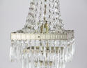 A small and unusual chandelier - picture 5