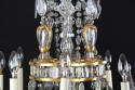 A Superb Baccarat/Bagues Chandelier - picture 3