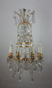 A Superb Baccarat/Bagues Chandelier - picture 5