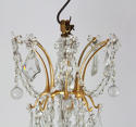 A Superb Baccarat/Bagues Chandelier - picture 6