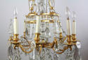 A Superb Baccarat/Bagues Chandelier - picture 8