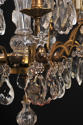 A Louis XV style cage chandelier - picture 3
