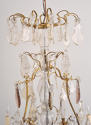 A Louis XV style cage chandelier - picture 6