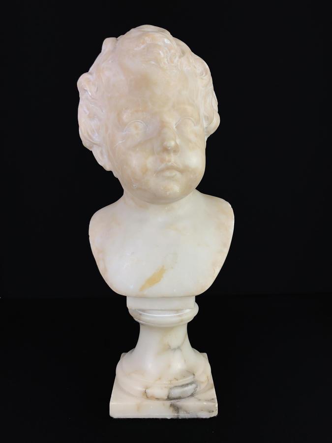 Bust of a boy