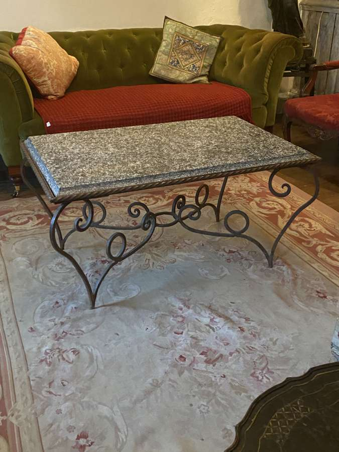 A metres in size beautiful table