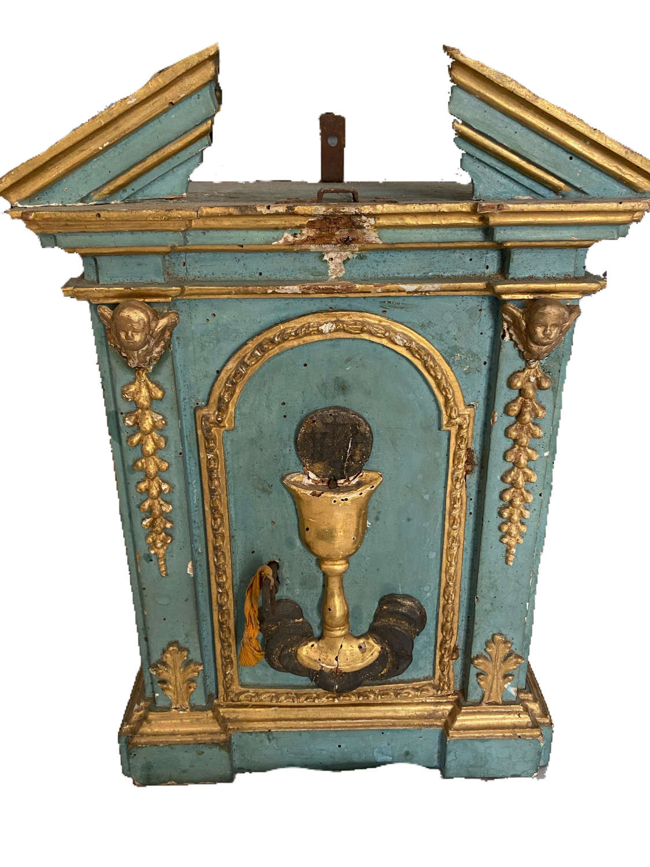 Florentine tabernacle