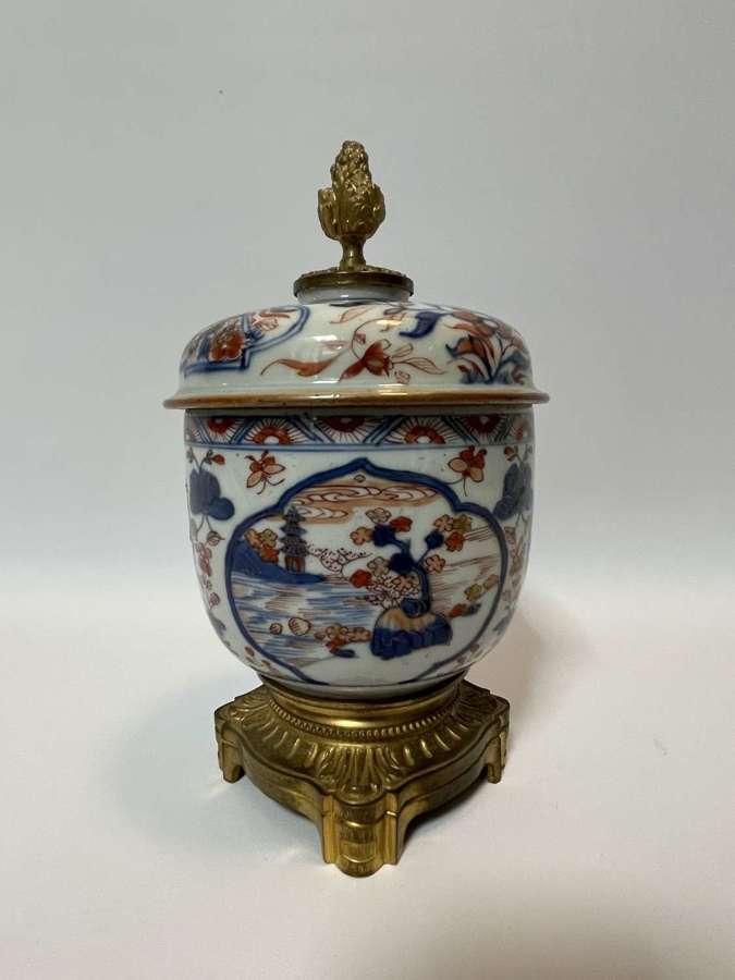 An 18th century Amari bowl
