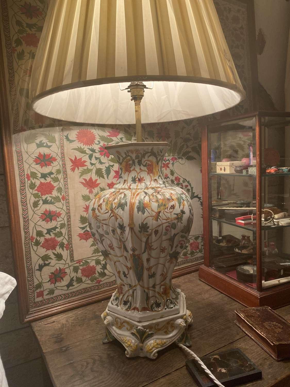 18th century Table lamp