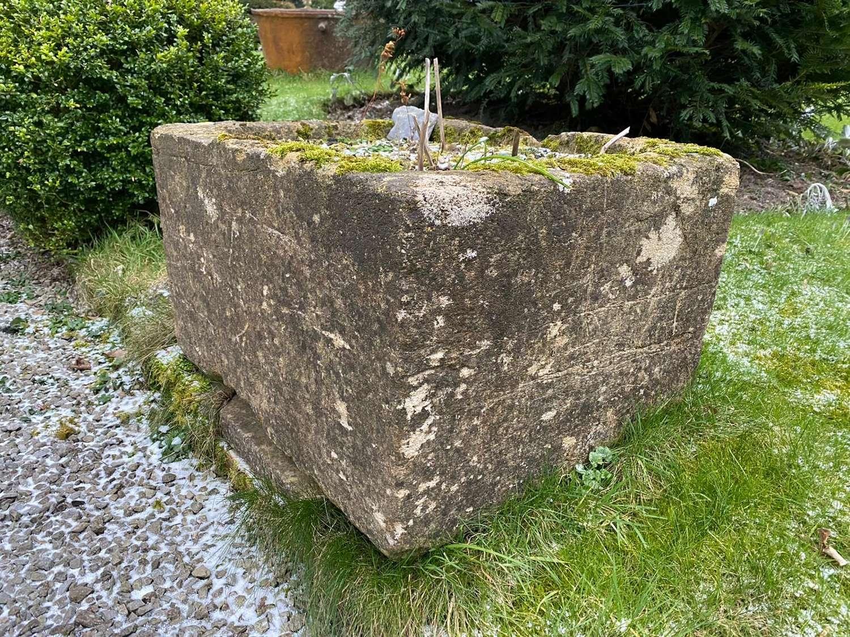 A larg ham Stone